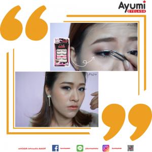 Review Ayumi Eyelash Handmade 5 Pairs