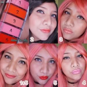 A-093 Lip Palette