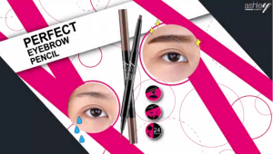 Ashley 3D Perfect EyeBrow Pencil