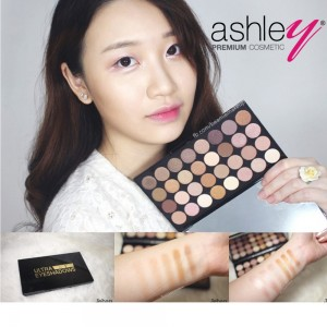 A-297 ASHLEY ULTRA EYESHADOWS
