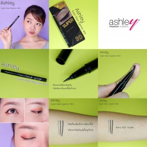A-311 Ashley Super Black Eyeliner